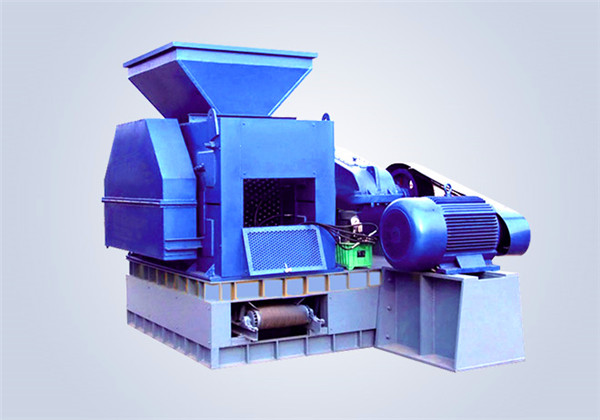 High pressure briquetting machine