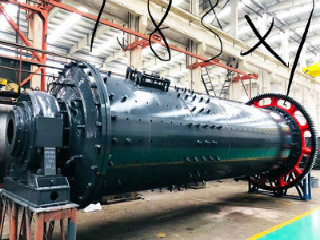 Ball Mill 200 Ton Mining Solution