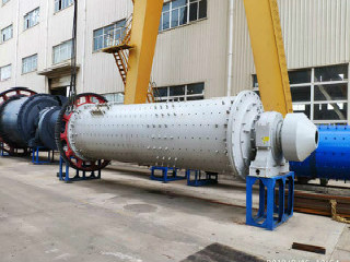 50 To 100 Ton Ball Mill Plant