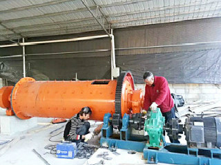 Spiral Iron Ore Separation Machine For Manganese Beneficiation