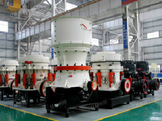 Best Hpy Multi Cylinder Hydraulic Cone Crusher