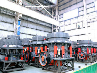 Pyg Multi Cylinder Hydraulic Cone Crusher High Wobble