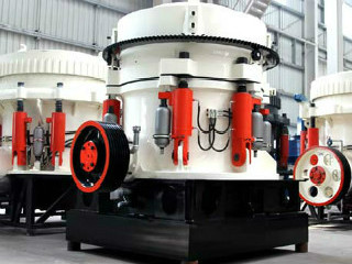 Hpc Series Multi Cylinder Hydraulic Cone Crusher
