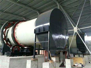 Stone Fluorite Coal Slurry Rotary Dryer Commercial