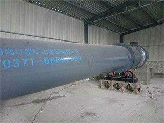Prominer China Coal Ash Dryer In Ireland Rotary Dryer