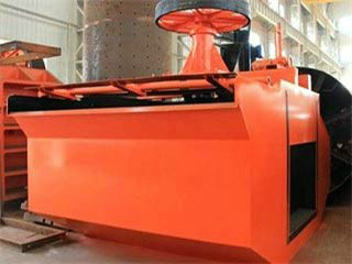 Flotation Cells For Iron Ore Benefication Solution For