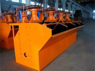 Flotation Machine For Mineral Amp Metallurgy Jxsc Machine