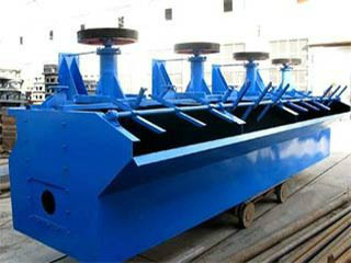 Xjk Series Gold Flotation Machine For Mining Brunei