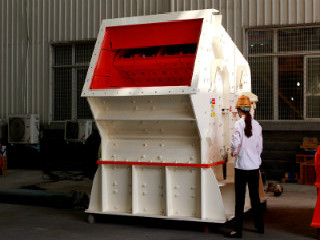 Pf Impact Crushing Machine Stone Crusher Henan Mining