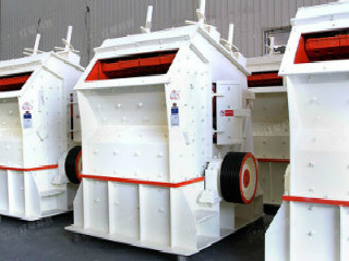Popular Small Rock Crusher Pf Series Impact Crusher For Mining