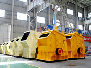 Large Capacity Impact Crushers For Sale Priron Ore With