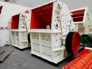 Stone Crushing Machine Impact Crusher Pf1214 Hot Selling
