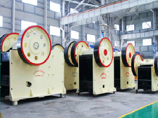 Installation Manual Of Jaw Crusher
