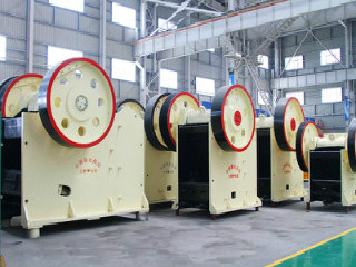 Jaw Crusher Operation Principle Definition
