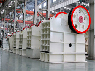 Iso Certificated Jaw Crusher Mining Stone Crusher Hot Sale