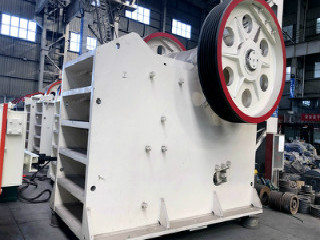 Stone Jaw Crusher Iso9001 2019