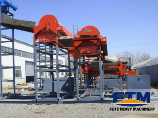 Heavy Medium Separator Merchant From China