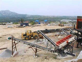 Stone Quarry Mining Project