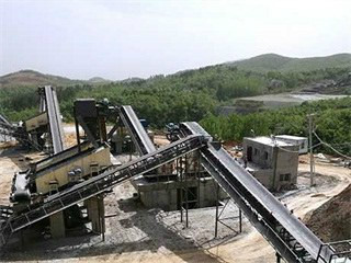 Potash Ore Crushing Equipment Mozambique
