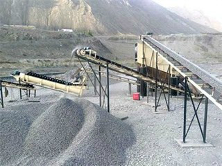 Limestone Quarries Northern California Mobile Crushing