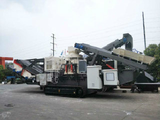 High Quality New Silicate Aggregate Mobile Jaw Crusher In