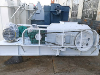 Iso Ce Approved Good Performance Grain Roller Crusher In