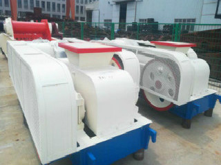 Ce Certificated Double Toothed Roll Crusher Mc Machinery
