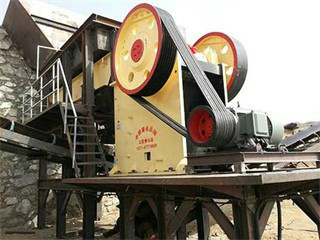 Used Hewitt Robins Jaw Crusher For Sale