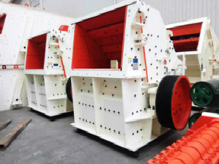 Parts Hewitt Crusher
