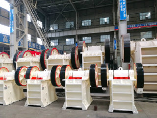Joyal High Crushing Ratio Marble Granite Crushing Machine