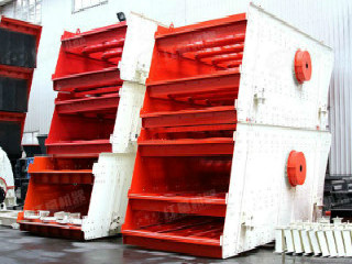 Durable Linear Industrial Vibrating Screen