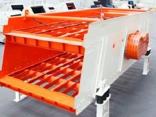 Linear Vibrating Screen Factory Buy Good Quality Linear
