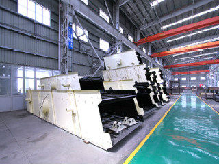 China Durable Carbon Steel Linear Gravel Rock Vibration