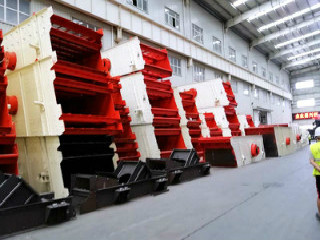 Navector Durable Limestone Linear Vibrating Screen