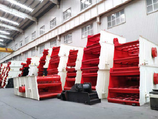 Vibrating Screen Market Size Amp Share Global Industry