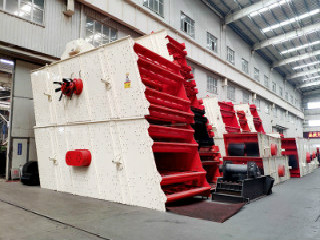 Vibrating Feeder For Aggregate Plant In Korea